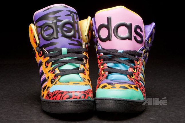 Adidas Obyo Jeremy Scott Instinct Hi Front 1