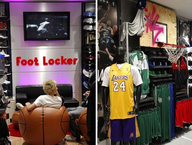 Foot Locker Launches Basketball Basement Concept Store Melbourne Australia 1