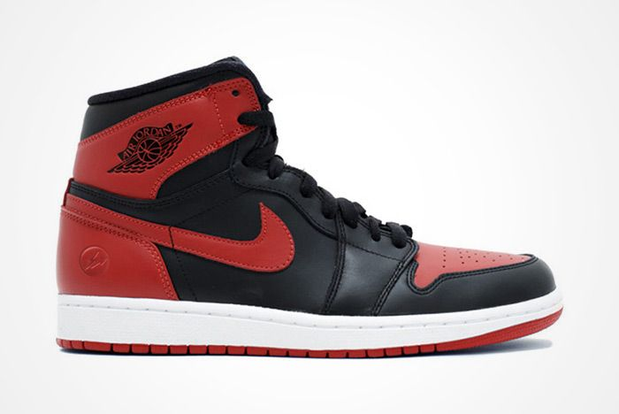 Could A Bred Fragment Design X Air Jordan 1 Colab Be On The Way Feature