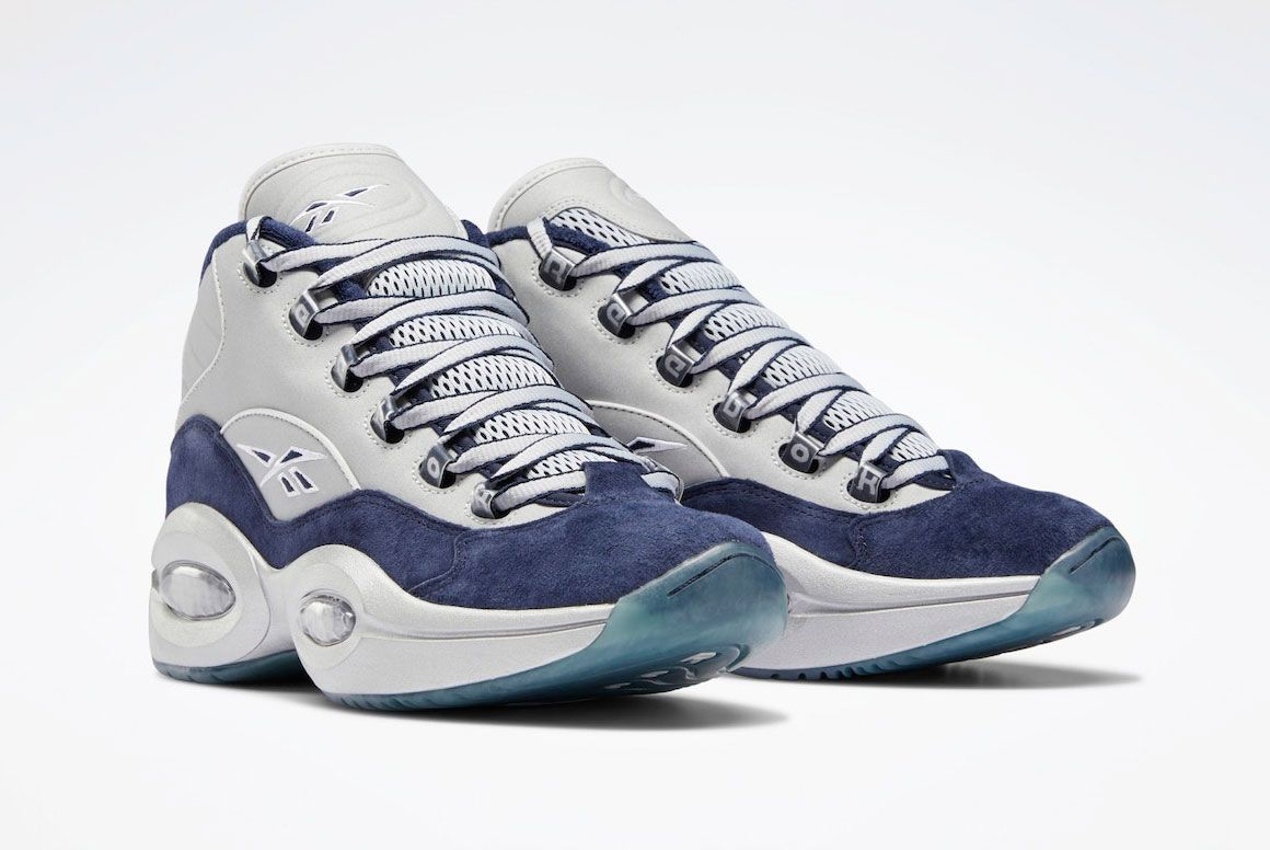 Reebok Question Mid 'Dallas Cowboys'