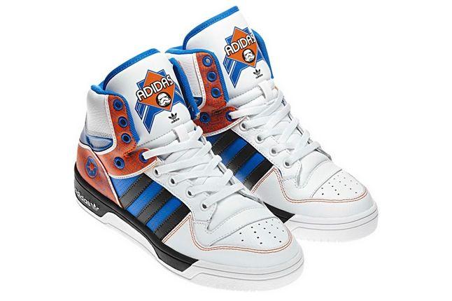 Adidas Star Wars 2011 Iconic Fusion 8 1
