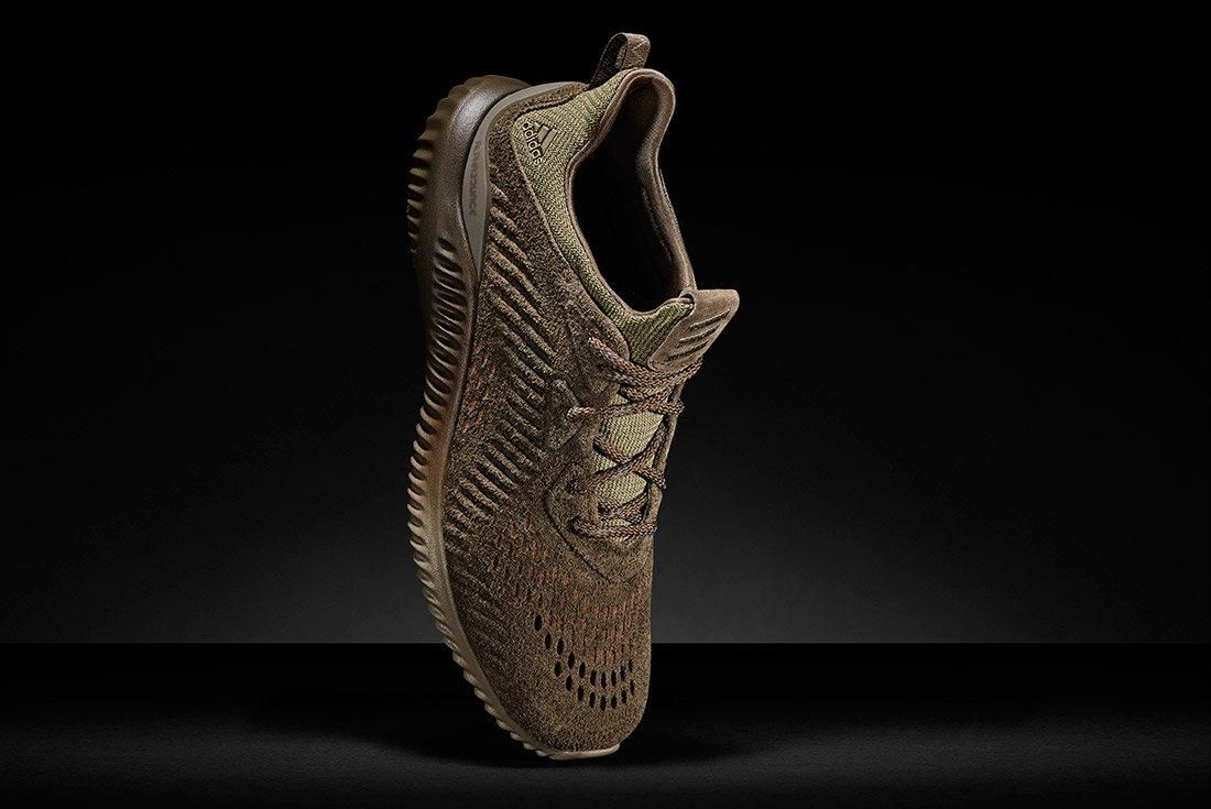Adidas Alphabounce Suede 11