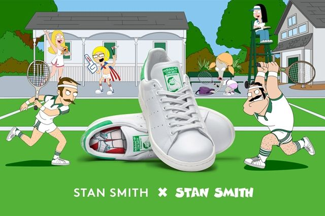 Adidas Originals Stan Smith X Stan Smith 4