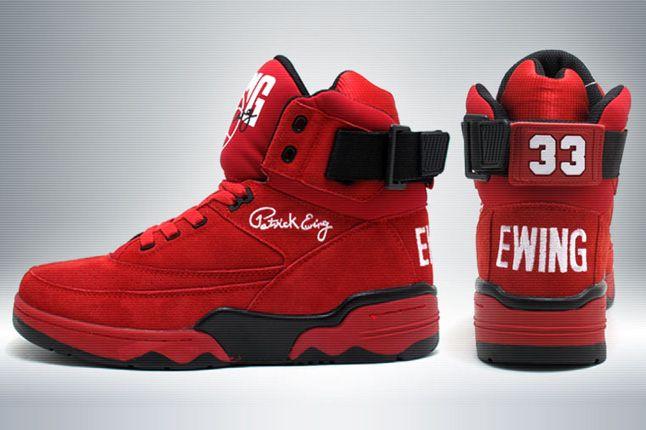 Ewing Athletics 33 Hi Red 02 1