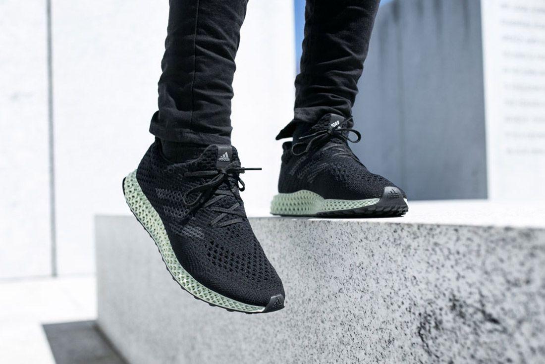 Adidas Futurecraft 4 D 8