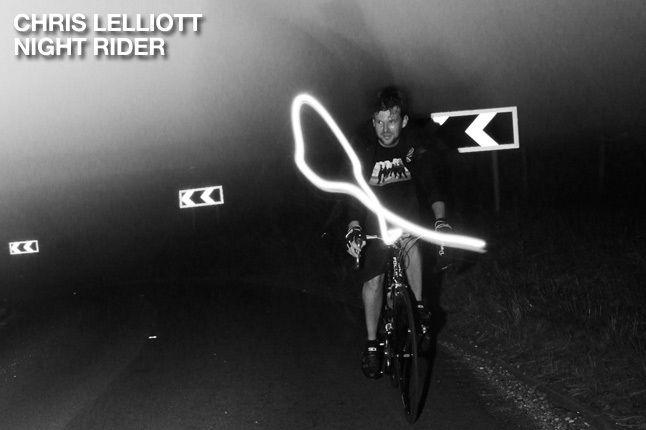 Chris Lelliott 1