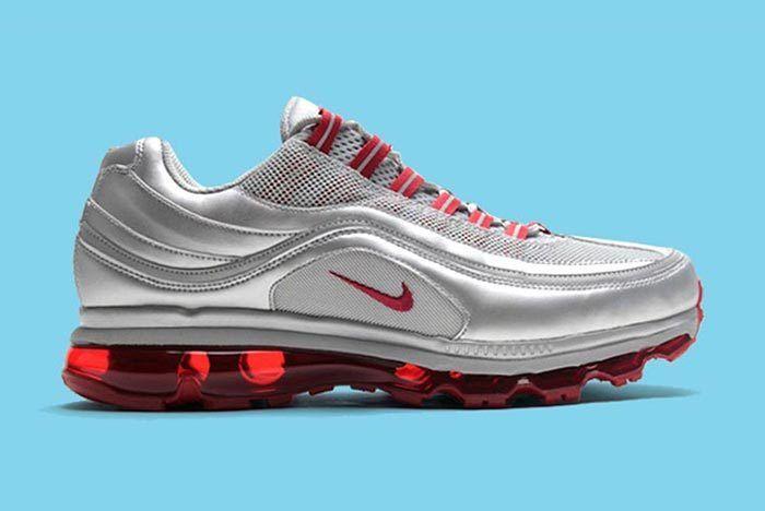 Nike Silver Bullet Air Max 24 7