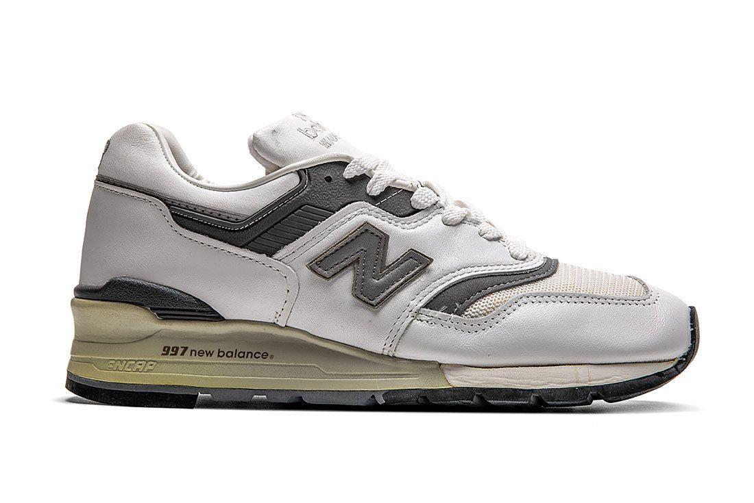 Nb 997 White Grey 3639