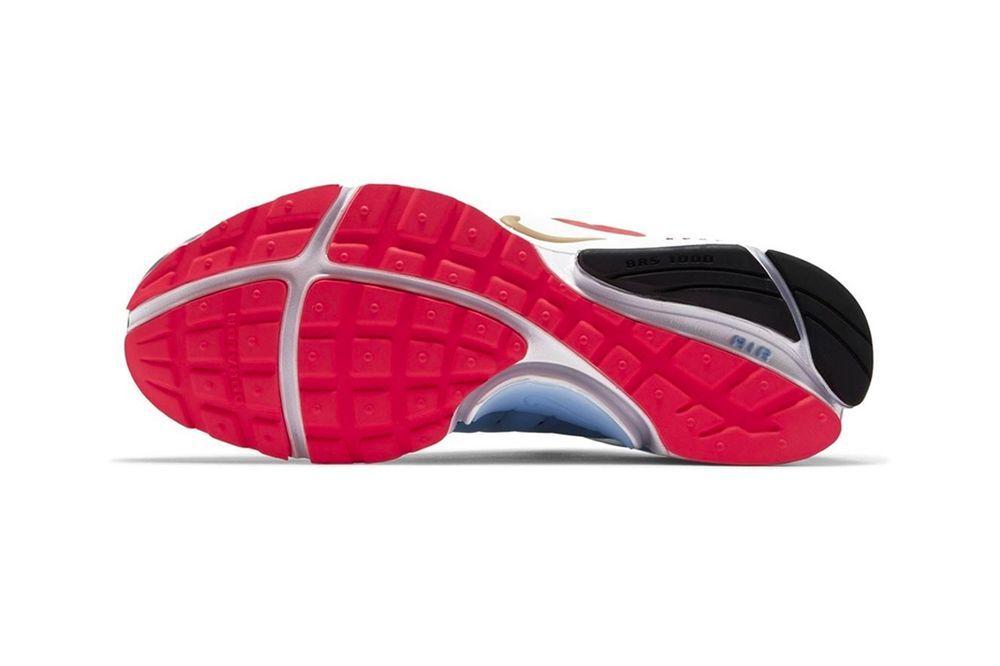 Nike Air Presto Korea Sole