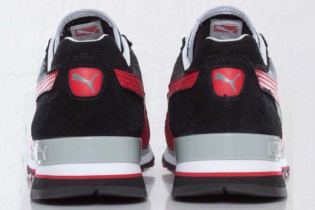 Puma Tx 3 Black Heel Profile 1