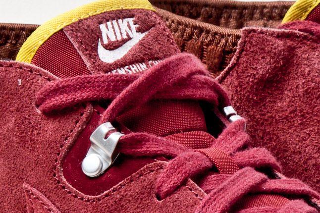 Nike Kenshin Chukka Lthr Deep Red Label 1