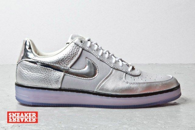Nike Air Force 1 Downtown Silver 1 1 640X426