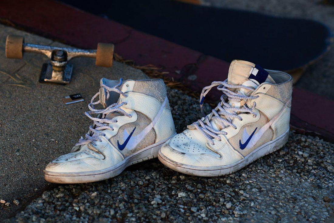 Soulland x Nike SB Dunk High