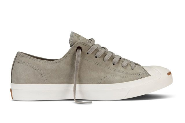 Converse Jack Purcell Washed Suede Sideview7