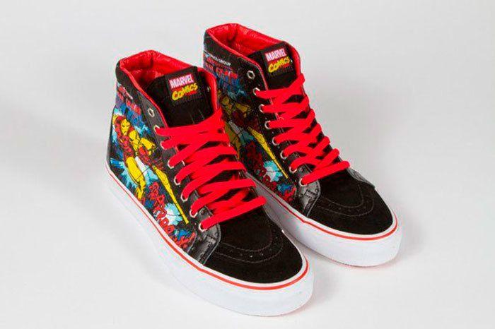 Vans Marvel Avengers Collection Sneaker Freaker 8