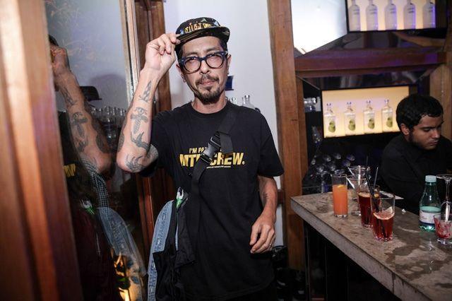 Ronnie Fieg Asics Kith Brasil Pop Up Shop Recap 13