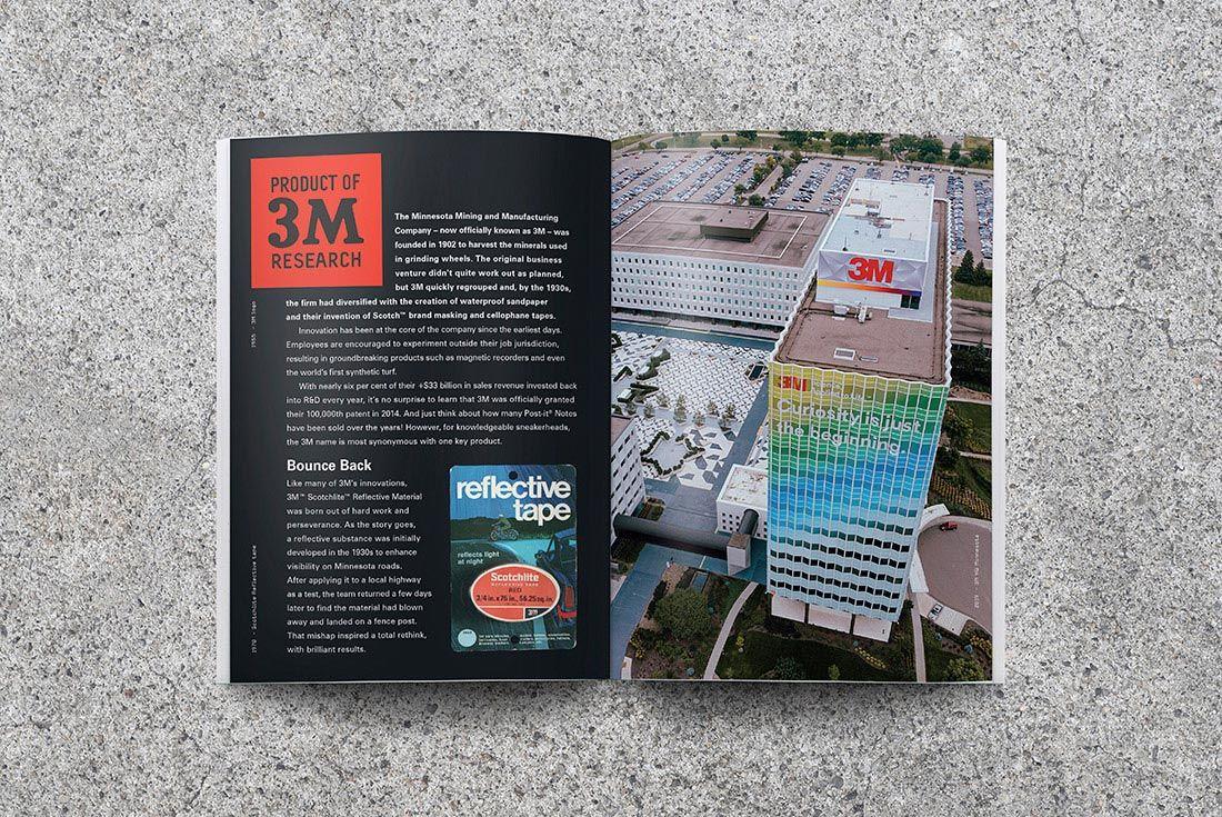 Sneaker Freaker Issue 42 3M Building
