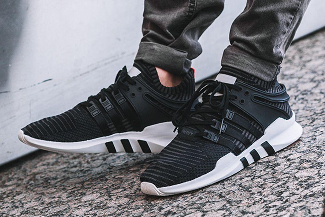 adidas EQT Support ADV PK (Core Black/Turbo) - Sneaker Freaker