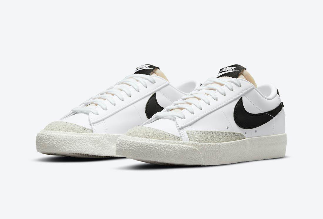 Nike Blazer Low White/Black