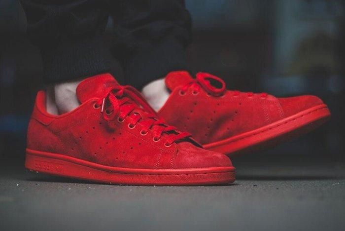 Adidas Stan Smith Power Red 2