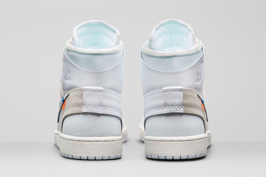 Air Jordan 1 Off White Release Date 5