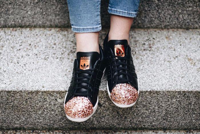 Adidas Superstar Metal Toe 80S Tf Wmns