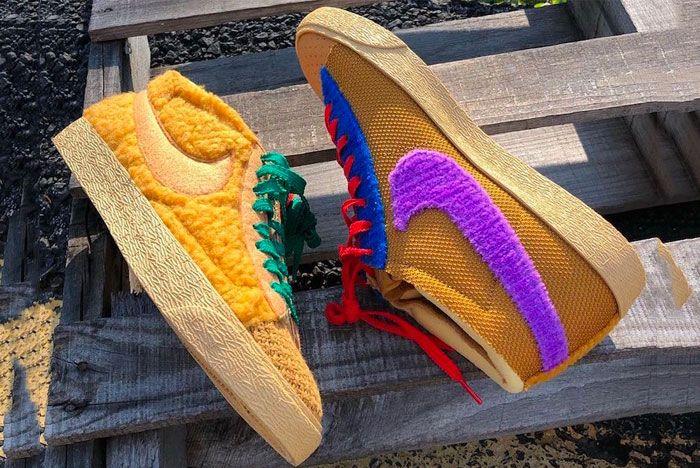 Cactus Plant Flea Market Nike Blazer Mid Long