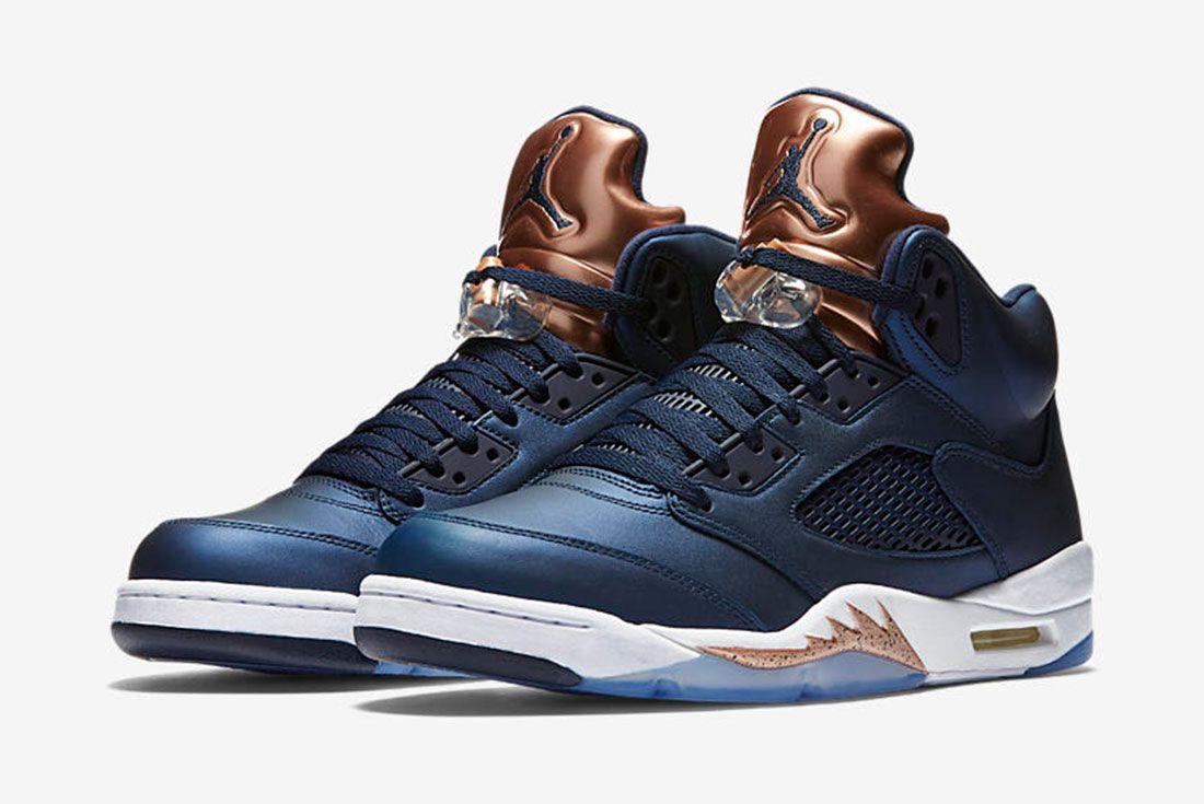 Air Jordan 5 Bronze 6