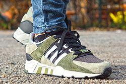 Adidas Originals Eqt Support Premium Suede Pack Thumb