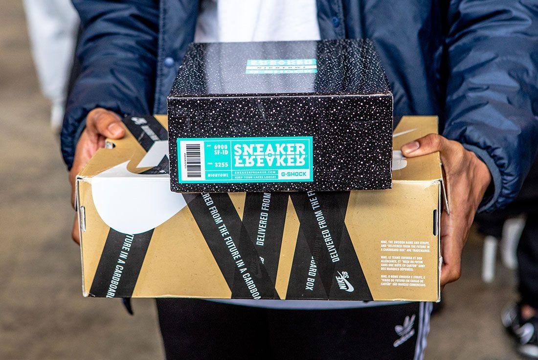 Sneaker Freaker Swap Meet October 201949