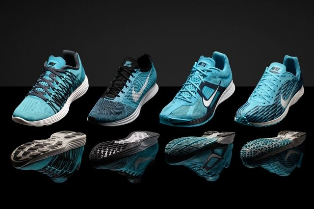 Gamma Blue Nike Marathon Group