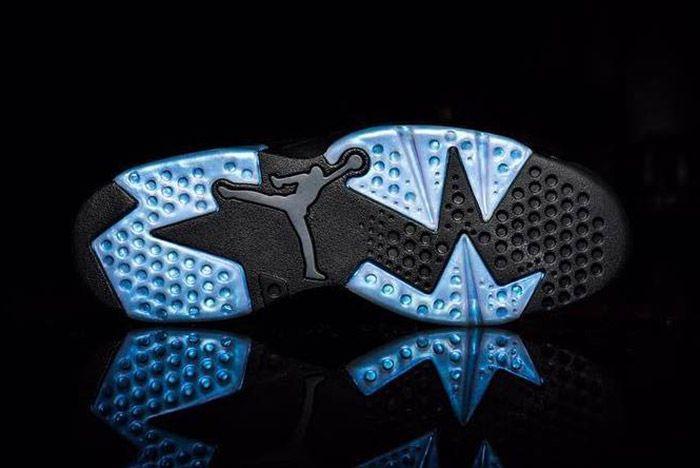 Air Jordan 6 Chameleon 1