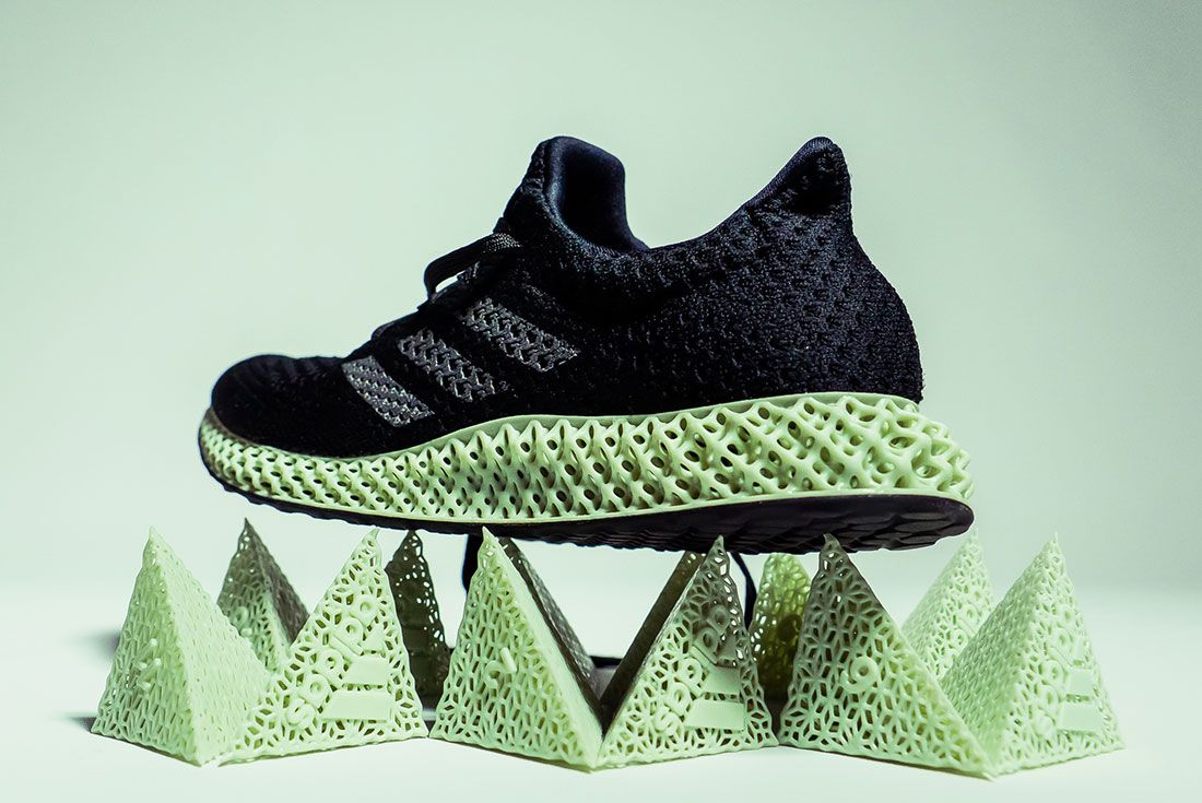 Packer Adidas Futurecraft 4D