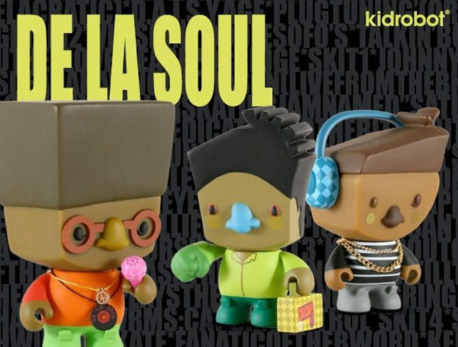 De La Kid Robot 7 1