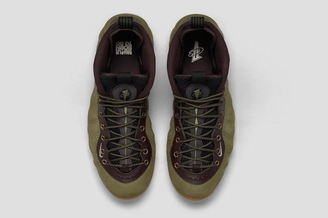 Nike Air Foamposite One Olive 3