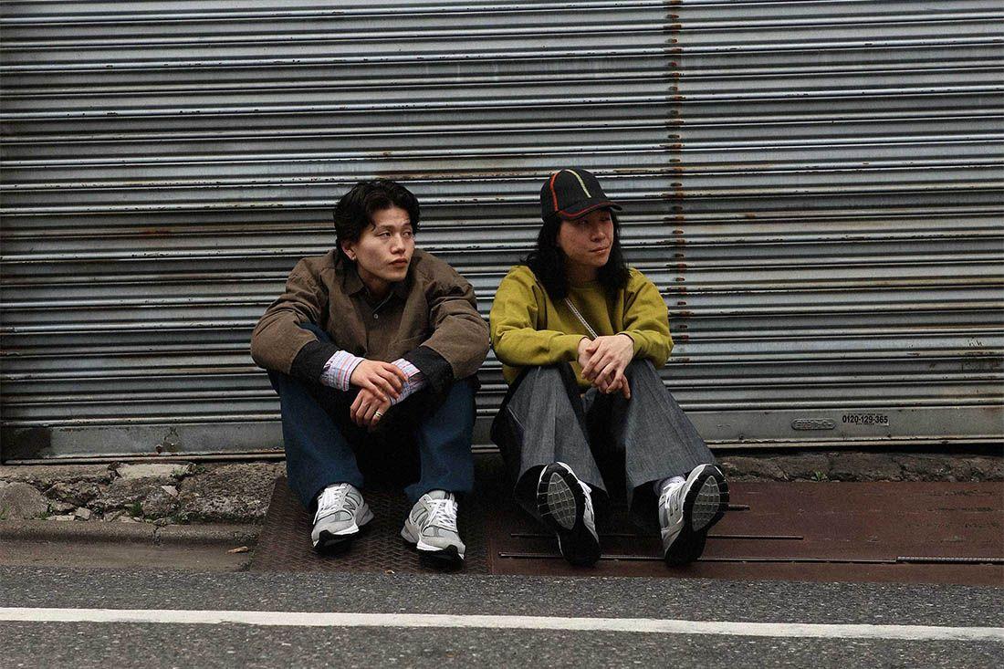New Balance 990V5 Biancissimo Afew Japan Editorial 15 Sitting Street