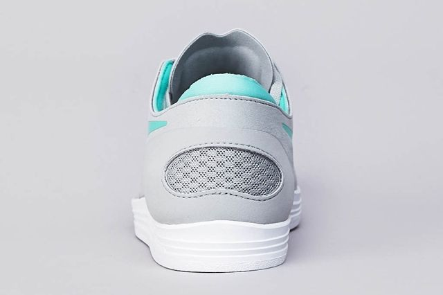 Nike Sb Lunar Oneshot Base Grey Crystal Mint 3