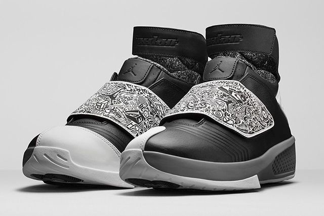 Air Jordan 20 Cool Grey