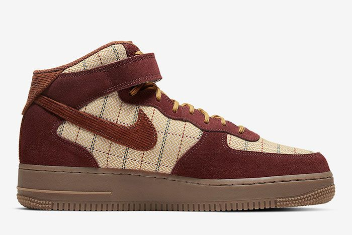 Nike Air Force 1 Mid Ct1206 900 Medial