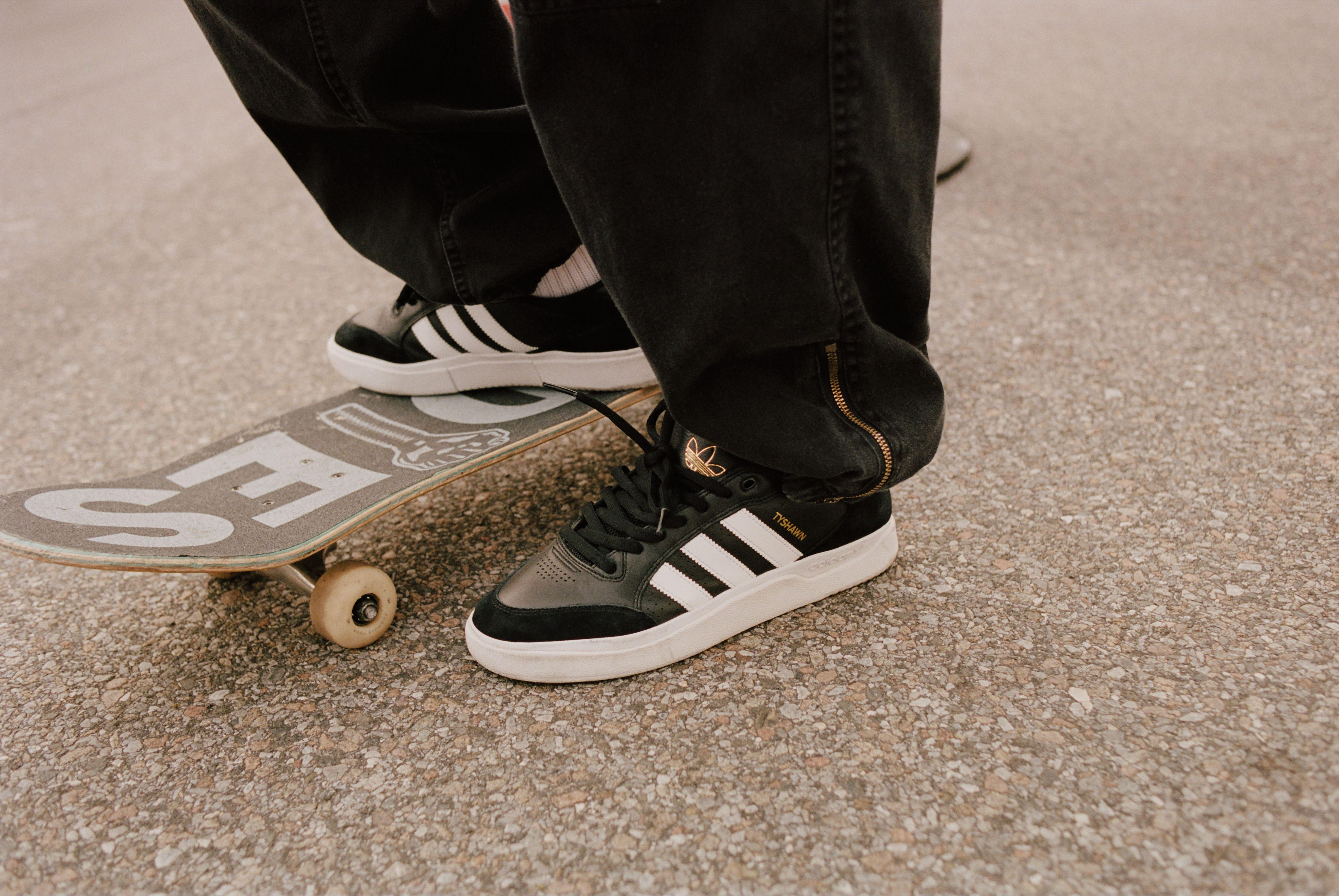 adidas Skateboarding Tyshawn Low