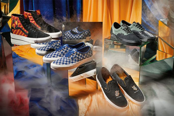 Harry Potter Vans Collaboration First Look Release Date Hero