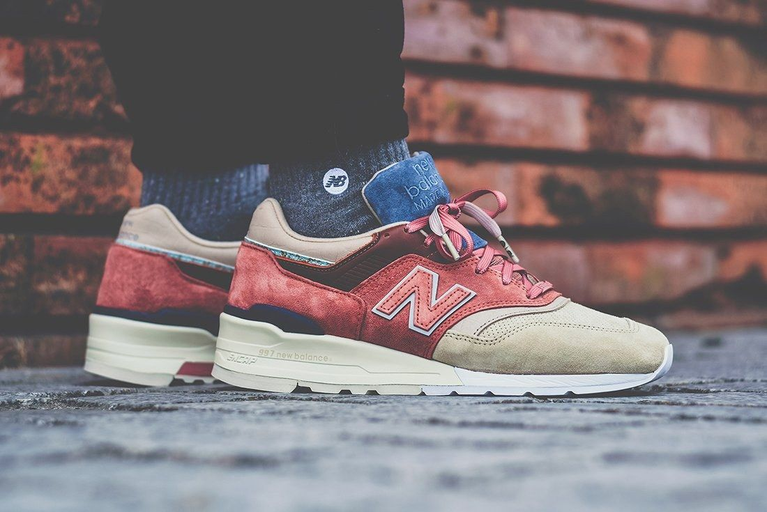 Stance X New Balance Pack
