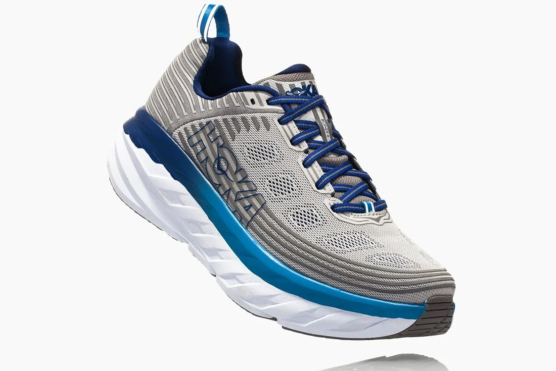 Hoka One One Bondi 6 Angle Side