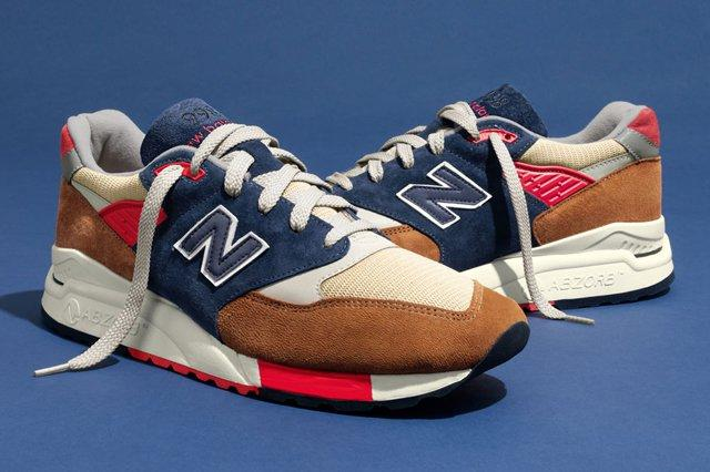 Jcrew New Balance 998 Hilltop Blues 2