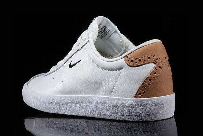 Nike Match Classic Vachetta Tan Black White 2