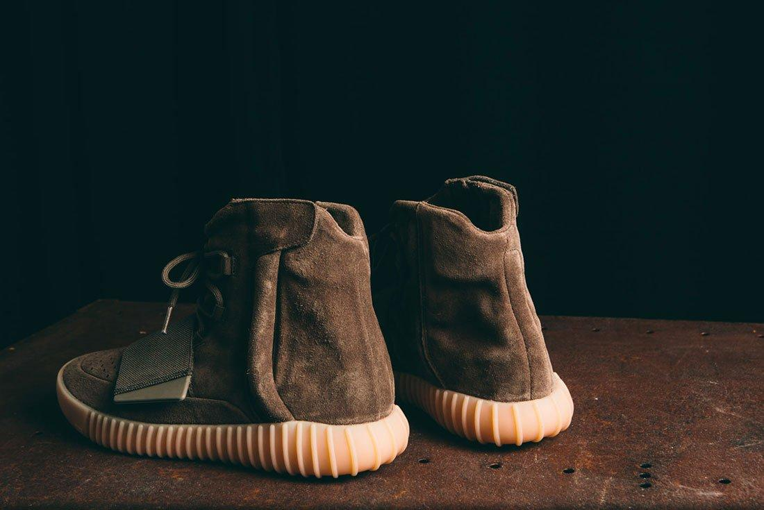 Adidas Yeezy Boost 750 Browngum 11