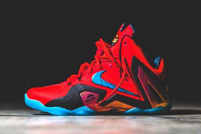 Nike Lebron 11 Elite Hero Thumb