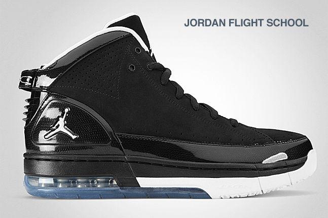 Jordan Flight School 2