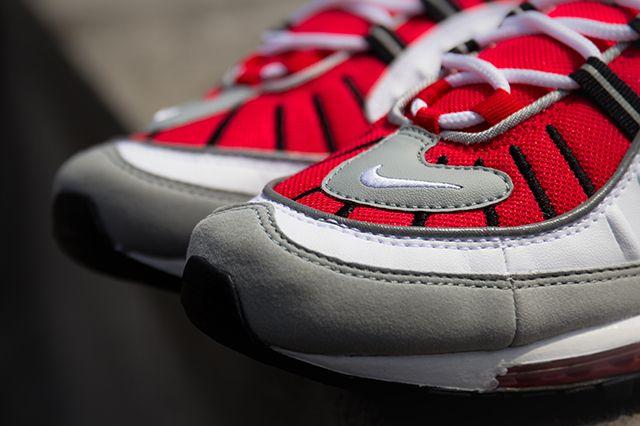 Nike Air Max 98 University Red 5