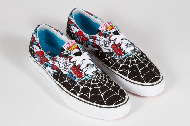Vans Marvel Era Low Spiderman 1